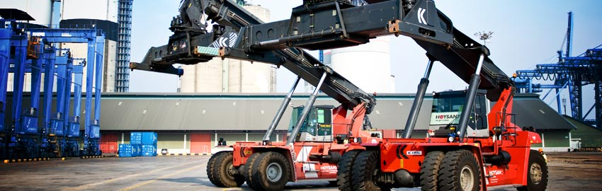 Forklift & Equipment Rental Service - Hoysan | Singapore